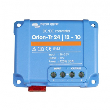 Orion-Tr 24/12-10 (120W) DC-DC converter0