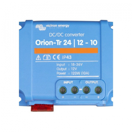 Orion-Tr 24/12-10 (120W) DC-DC converter2