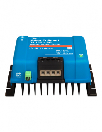 Orion-Tr Smart 12/12-30A (360W) Isolated DC-DC charger1