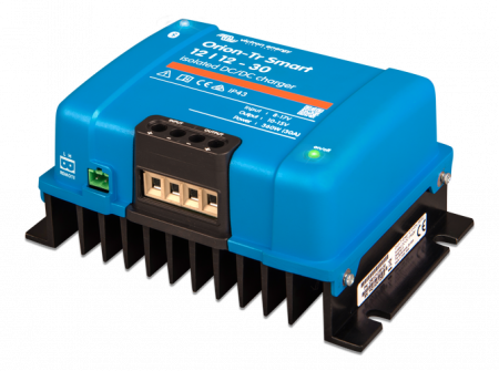 Orion-Tr Smart 12/12-30A (360W) Non-isolated DC-DC charger1