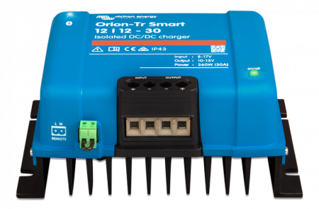 Orion-Tr Smart 12/12-30A (360W) Non-isolated DC-DC charger0
