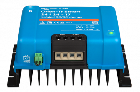 Orion-Tr Smart 24/24-17A (400W) Non-isolated DC-DC charger1