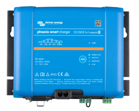 Phoenix Smart IP43 Charger 12/50(1+1) 230V0