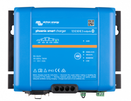Phoenix Smart IP43 Charger 12/50(3) 230V0