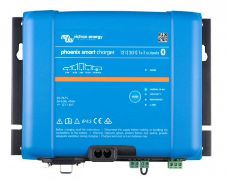 Phoenix Smart IP43 Charger 24/25(1+1) 230V0