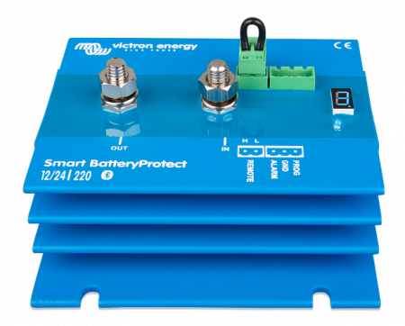 Smart BatteryProtect 12/24V-220A0