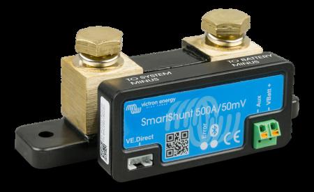 SmartShunt 500A/50mV3