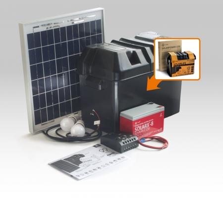 Solar Kit Xunzel SOLARLIFE 15i0