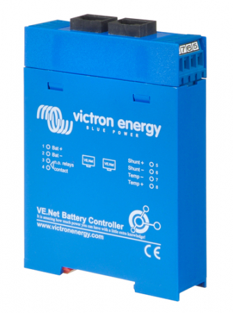 VE.Net Battery Controller (VBC) 12/24/48Vdc0