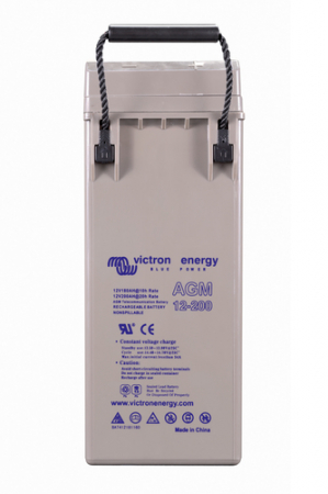 Victron Energy AGM Telecom Battery 12V 200Ah (M8)0