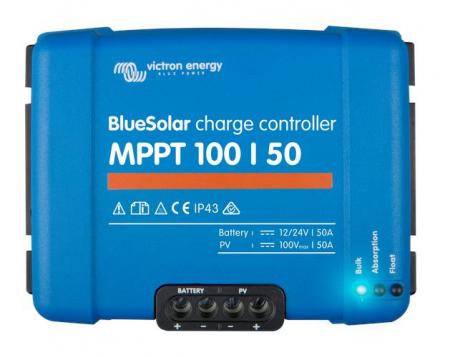 Victron Energy BlueSolar MPPT 100/500