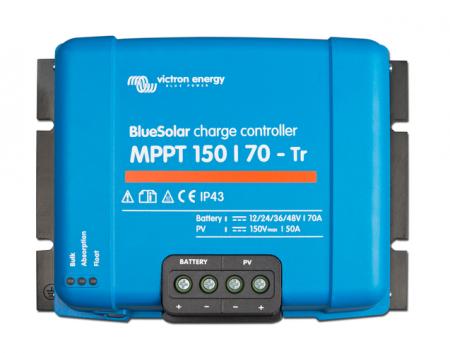 Victron Energy BlueSolar MPPT 150/70-Tr0
