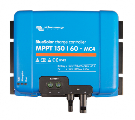 Victron Energy BlueSolar MPPT 150/60-MC40