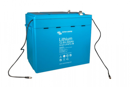 Victron Energy LiFePO4 Battery 12.8V 300Ah Smart1