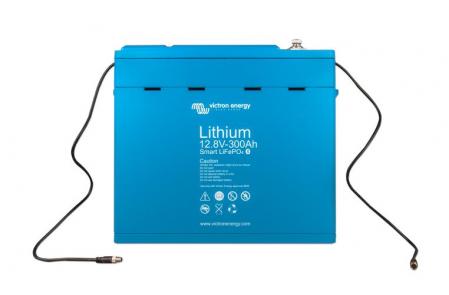 Victron Energy LiFePO4 Battery 12.8V 300Ah Smart0
