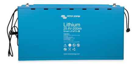 Victron Energy LiFePO4 battery 25.6V 200Ah Smart0