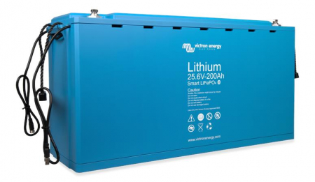 Victron Energy LiFePO4 battery 25.6V 200Ah Smart1