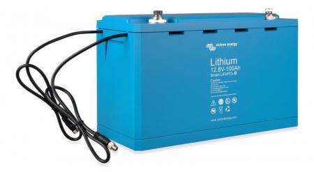 Victron Energy LiFePO4 Battery 12.8V 100Ah Smart1