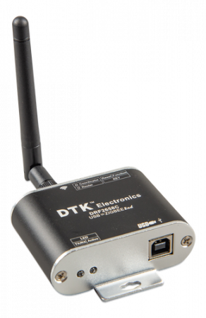 Zigbee to USB converter3