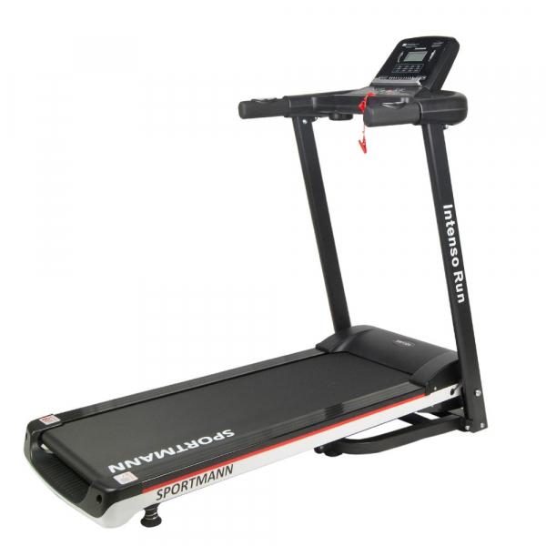 Banda de alergare electrica SportMann Intenso Sun, 2 CP, 120 kg [0]