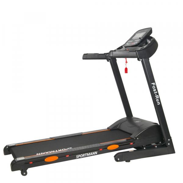 Banda de alergare electrica SportMann Fast-Run, 3 CP, 120 kg [0]