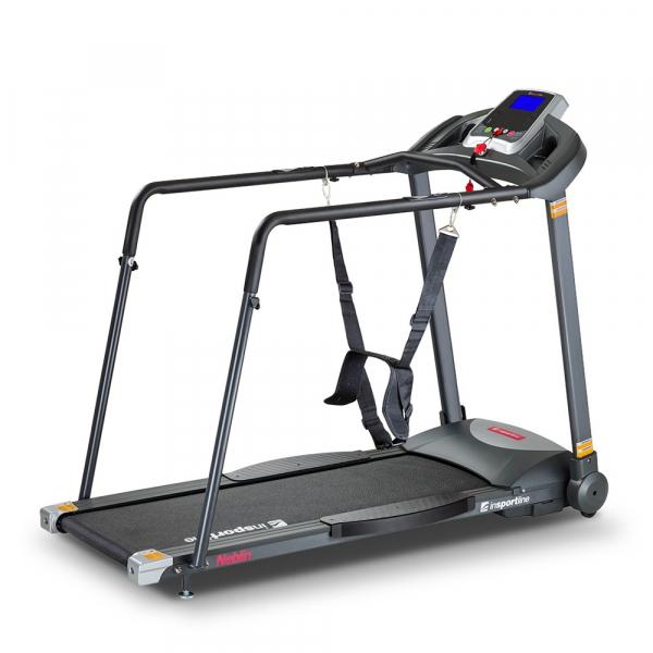 Banda de alergare electrica InSportLine Neblin, 1.75 CP, 130 kg [0]