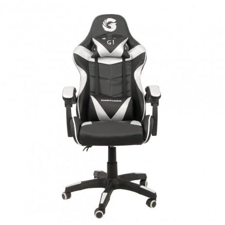Scaun Gaming Gamer's Legend G1, Gri [0]