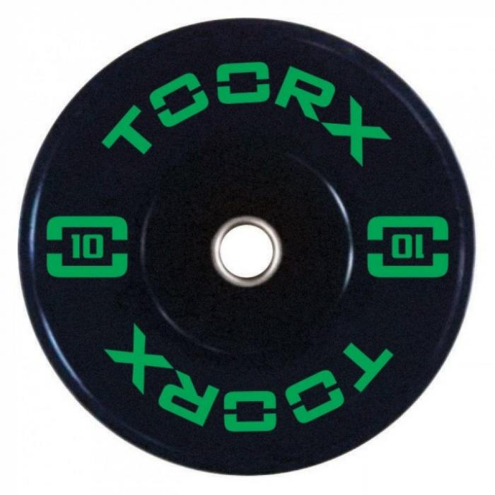 DISC TOORX ANTRENAMENT 10 KG [0]