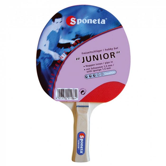 PALETA PING PONG JUNIOR SPONETA [0]