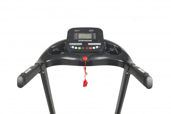 Banda de alergare electrica SportMann Fast-Run, 3 CP, 120 kg [14]