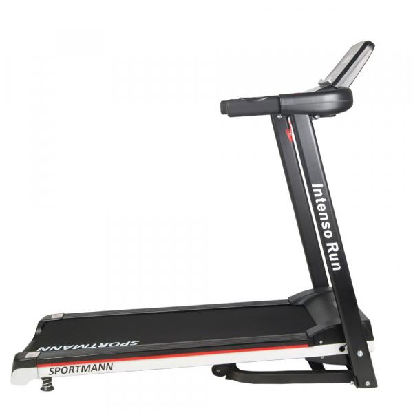 Banda de alergare electrica SportMann Intenso Sun, 2 CP, 120 kg [1]