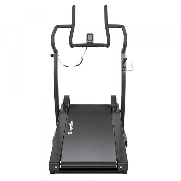 Banda de alergare mecanica InSportLine Hill Pro, 180 kg [1]