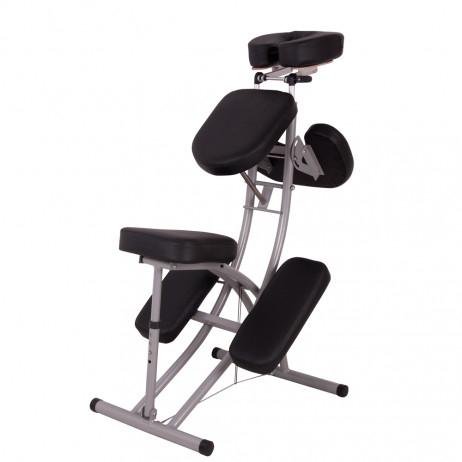 Scaun din aluminiu pentru masaj inSPORTline Relaxxy [1]