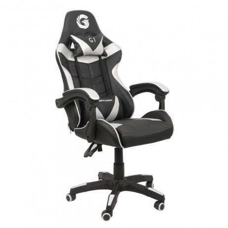 Scaun Gaming Gamer's Legend G1, Gri [1]