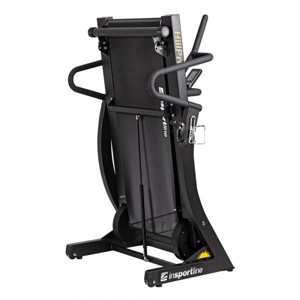 Banda de alergare mecanica InSportLine Hill Pro, 180 kg [2]