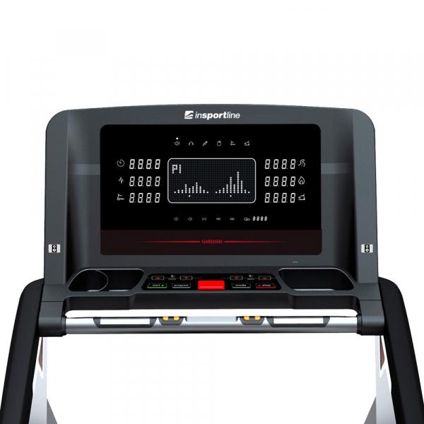 Banda de alergare electrica InSportLine Gardian G6, 4 CP, 140 kg [2]