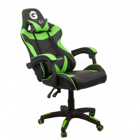Scaun Gaming Gamer's Legend G1, Verde [2]