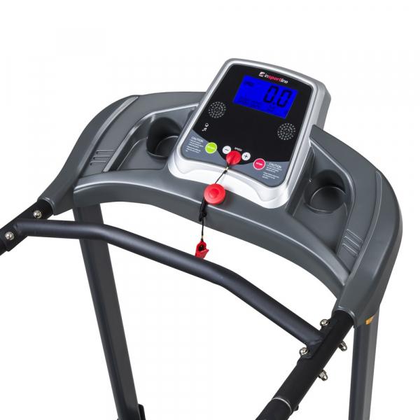 Banda de alergare electrica InSportLine Neblin, 1.75 CP, 130 kg [3]
