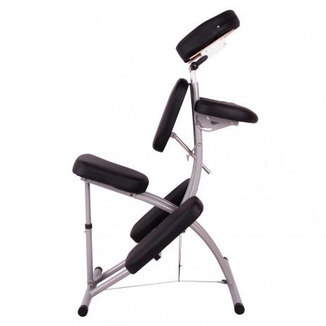 Scaun din aluminiu pentru masaj inSPORTline Relaxxy [3]
