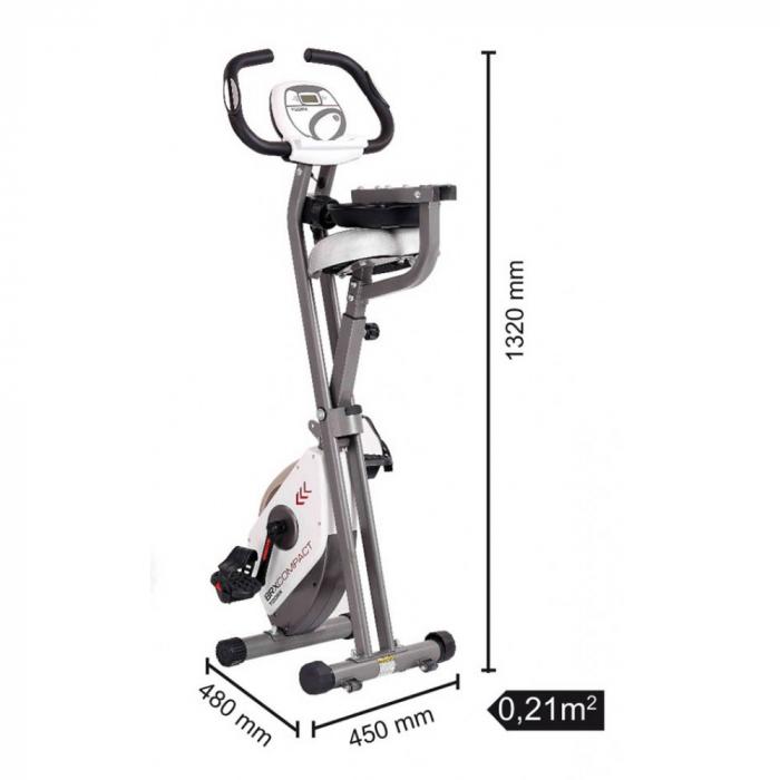 Bicicleta de exercitii TOORX BRX COMPACT [3]