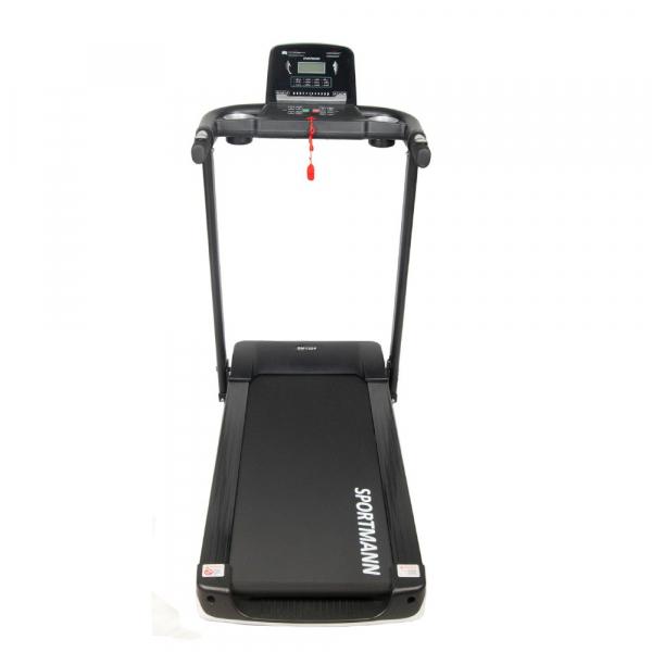 Banda de alergare electrica SportMann Intenso Sun, 2 CP, 120 kg [4]