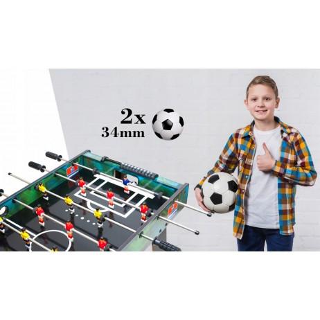 Masa de Fotbal cu picioare PRO KICK B7E, 101X50 cm [5]