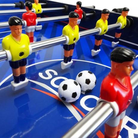 Masa de Fotbal cu picioare SportMann B7B1, 121X61 cm [4]