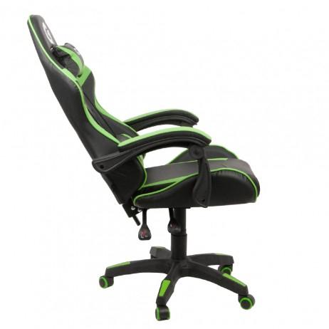 Scaun Gaming Gamer's Legend G1, Verde [4]