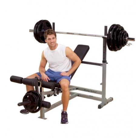 Banca forta Body-Solid GDIB46L [5]