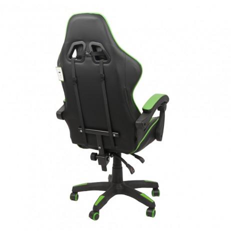 Scaun Gaming Gamer's Legend G1, Verde [5]