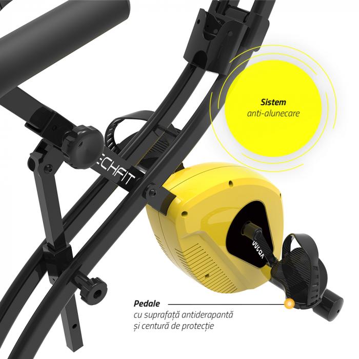 Bicicleta verticala magnetica pliabila XB300 [5]