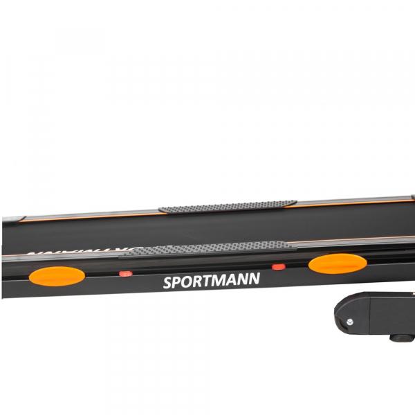 Banda de alergare electrica SportMann Fast-Run, 3 CP, 120 kg [6]