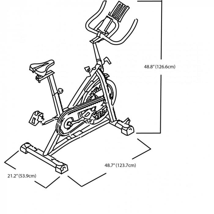 Bicicleta de spinning SCHWINN IC7 [6]