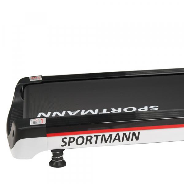 Banda de alergare electrica SportMann Intenso Sun, 2 CP, 120 kg [12]